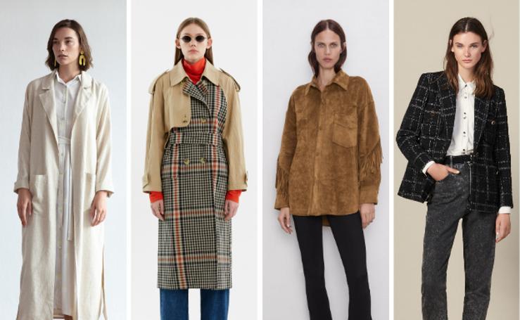 Las chaquetas perfectas para el entretiempo que llenarán de estilo tu armario