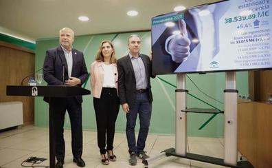 La consejera de Empleo prevé que el CIO Mijas vuelva a funcionar a principios de enero de 2020
