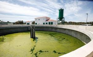 Las aguas fecales de Coín siguen llegando al Guadalhorce sin tratar pese a la nueva depuradora