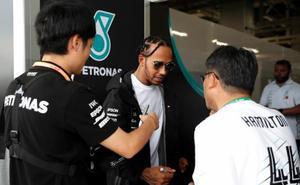 Hagibis deja sin sábado al Gran Premio de Japón