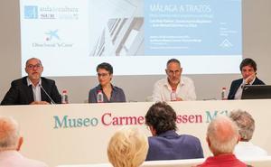 De la torre de la Catedral a la del puerto, el debate del urbanismo en Málaga