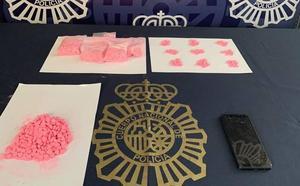 Incautan en Fuengirola 550 pastillas de una nueva modalidad denominada 'TESLA', cuatro veces más potentes que las habituales