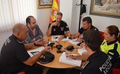 Diseñan un nuevo organigrama para optimizar los recursos y la actividad de la Jefatura de la Policía Local