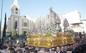 Siete salidas procesionales en la agenda cofrade del fin de semana