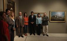 Imágenes de la nueva exposición del Museo Carmen Thyssen Málaga «Fantasía árabe. Pintura orientalista en España (1860-1900)»