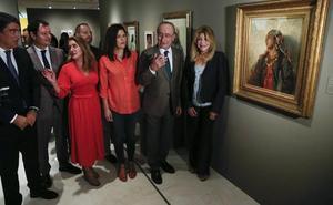 El orientalismo recupera su esplendor en el Thyssen Málaga