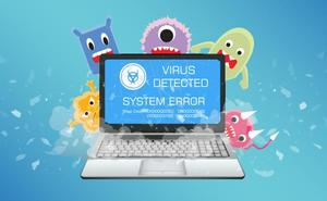 El día que encontré un millón de virus en el ordenador de mi cuñado