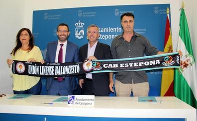 Acuerdo entre el CAB y el CD Unión Linense de Baloncesto