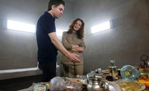 El bilbaíno Galder Gaztelu-Urrutia arrasa en Sitges con 'El Hoyo'