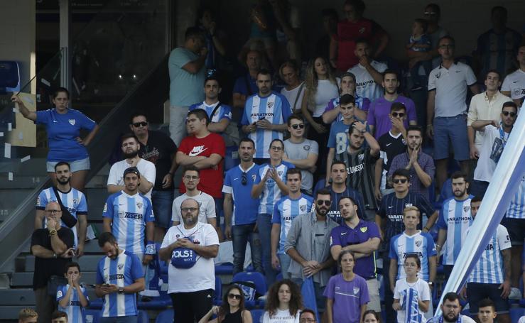 ¿Has estado en el partido Málaga-Cádiz? ¡Búscate en nuestra galería de fotos!