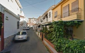 Dos mujeres afectadas por inhalación de humo en el incendio de su vivienda en Málaga capital