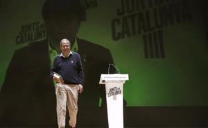 Torra y Puigdemont llaman a reaccionar y a manifestarse contra la sentencia