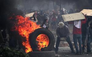 Ecuador vive la revuelta de su periferia