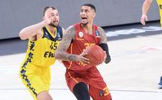 El Galatasaray, rival este martes del Unicaja, llega en buena dinámica tras ganar al Besiktas