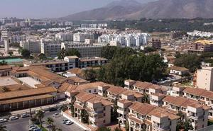 Un choque entre dos turismos se salda con seis heridos en Torremolinos