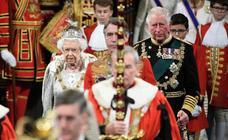 El discurso de la Reina Isabel II en el Parlamento británico