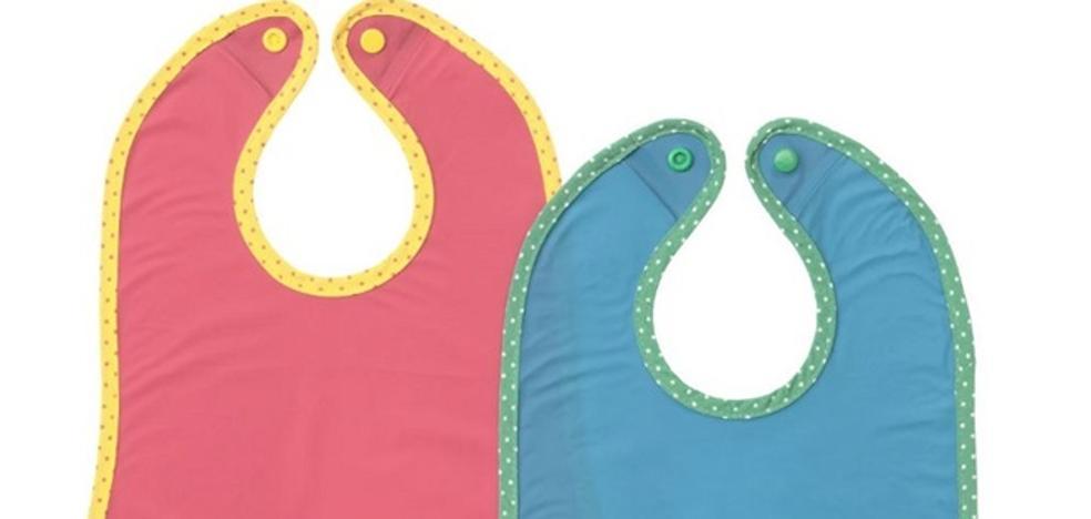 Ikea retira del mercado baberos infantiles por posible riesgo de asfixia