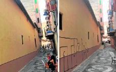 El vandalismo no es arte