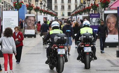 La Policía Local avanza en la renovación de su flota con medio centenar de vehículos