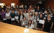 Homenaje a 15 pioneras con motivo del Día Internacional de la Mujer Rural