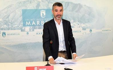 El PSOE critica falta de partidas para Marbella en los presupuestos de la Junta