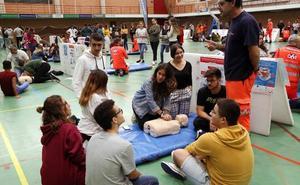Universitarios aprenderán las maniobras básicas de reanimación cardiopulmonar