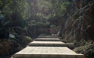 El Ayuntamiento de Ronda licita la finalización de la puesta en valor del camino de Albacar