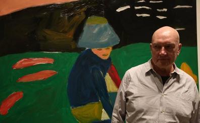 El CAC Málaga regresa a la vida cultural con la faceta figurativa de Sean Scully