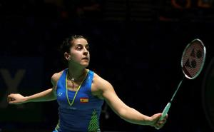 Carolina Marín supera la primera ronda del Abierto de Dinamarca