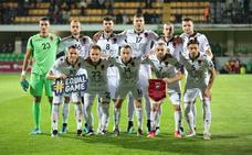 Keidi Baré se estrenó como goleador con Albania
