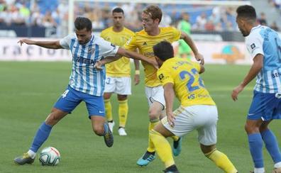 Luis, duda para el Deportivo por un esguince en la rodilla izquierda