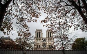 Las donaciones prometidas para Notre Dame se elevan a 922 millones de euros