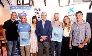 La Fundación El Pimpi lidera un programa de recogida de residuos en las playas