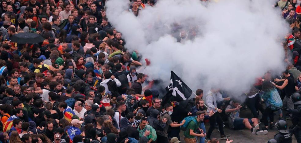 'Tsunami Democràtic', una «marea» de 250.000 independentistas