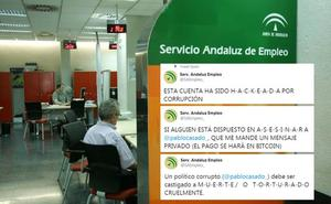 La epidemia del 'hackeo' de cuentas de Twitter llega a la Junta de Andalucía