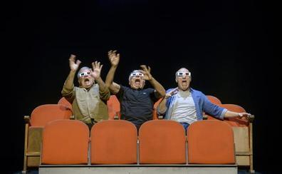 Los mejores gags de Tricicle llegan al Teatro Cervantes con la gira 'Hits'