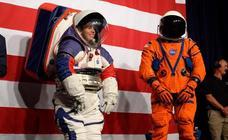 Así son los nuevos trajes para viajar a la Luna