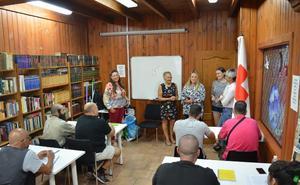 Cruz Roja organiza un curso de capacitación profesional para desempleados financiado por Bienestar Social