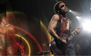 Lenny Kravitz actuará en Fuengirola