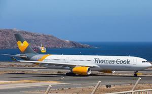 Desplome de vuelos a Canarias tras la caída de Thomas Cook