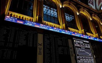 El Ibex-35 no ve claro el 'brexit' y pierde un 0,50%