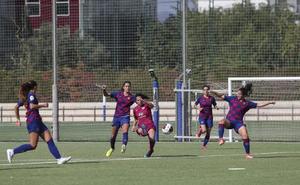 El Barça retransmitirá sus partidos como local de la Primera Iberdrola