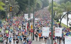 El Mouaziz, a por la séptima Carrera Urbana de Málaga consecutiva