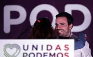 Alberto Garzón: «Sánchez quería dormir mejor, por eso se repiten las elecciones»