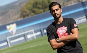 Luis: «No creo que el Málaga vaya a desaparecer»