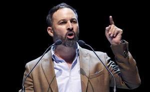 Abascal dará un mitin el martes 22 en el Palacio de Ferias de Málaga