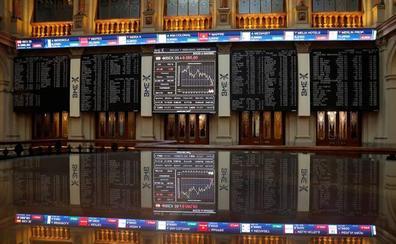 El 'brexit', China y los aranceles a la UE tiñen de rojo al Ibex que cae un 0,11%