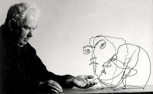 La frutería de Málaga que fascinó a Calder
