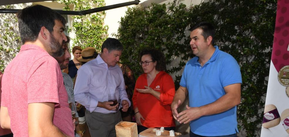 Una ruta del queso para el centro de Marbella