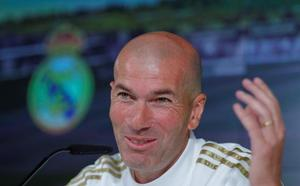 Zidane, sobre el clásico: «Jugaremos cuando nos digan»